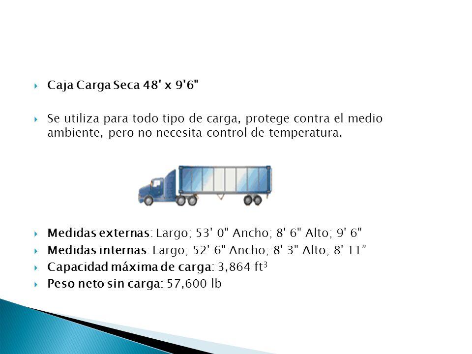 Caja Carga Seca 48' x 9'6