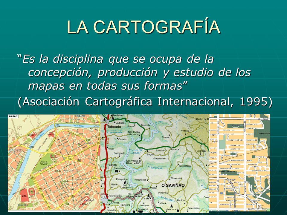 Aplicaciones de la Cartomática (I) 1.