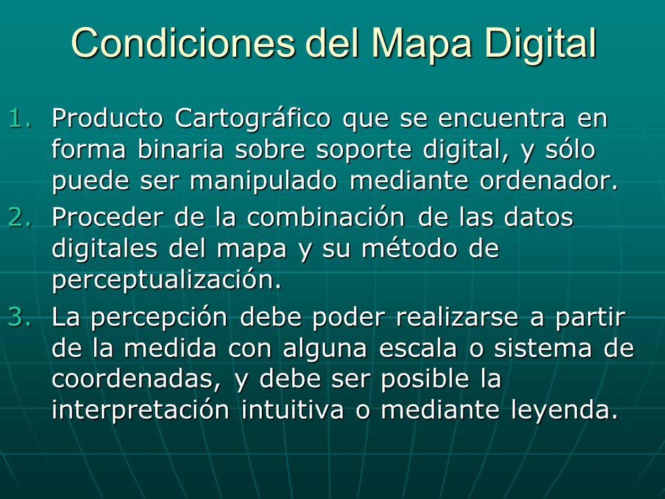 Aportaciones de la cartomática a los procesos cartográficos clásicos (II) 6.Reducción de los problemas de: Integración de diferentes tipos de datos.