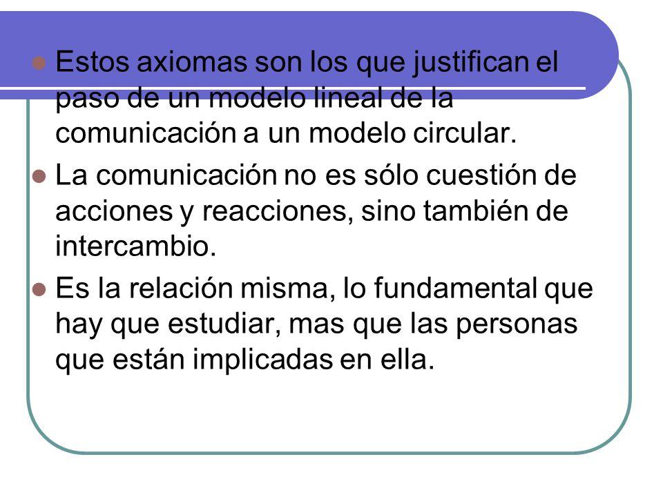 4º La Comunicación Humana es tanto verbal como no verbal (comunicación analógica: es la no verbal; y digital: es la verbal).