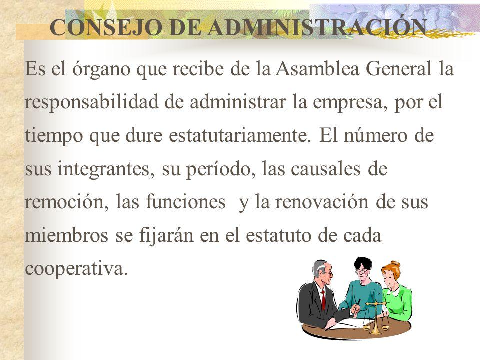 FUNCIONES DE LA ASAMBLEA Fija aportes o contribuciones extraordinarias. Decide la fusión, incorporación, transformación y liquidación de la organizaci