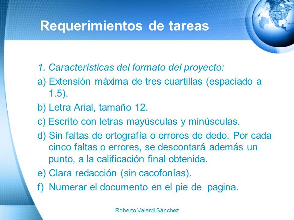 12 EVALUACIÓN Requisitos de entrega en los Trabajos de Investigación. I. Se entregará en la sesión que termina el curso. El entregable será el trabajo