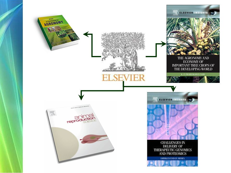 Elsevier TC Library (Digital information in the Information Research field) Líder global en edición técnica en Medicina y Ciencias de la Salud, con más de 6.000 libros, 2.000 revistas científicas y bases de datos en Internet del mayor prestigio y difusión en 180 países.