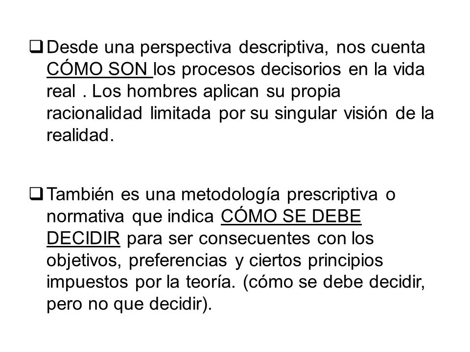Para Weber la acción es … una conducta humana que posee un significado subjetivamente intencional.