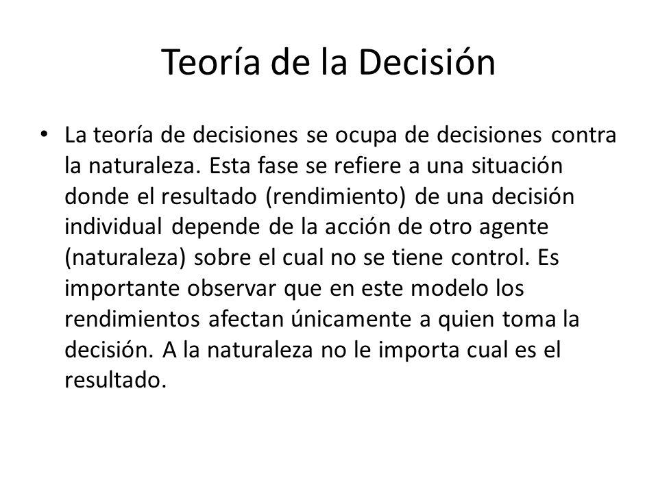 2.PRESUPUESTOS DE LA TEORIA DE LA DECISION Y TEORIA DE LOS JUEGOS - INDIVIDUALISMO METODOLOGICO