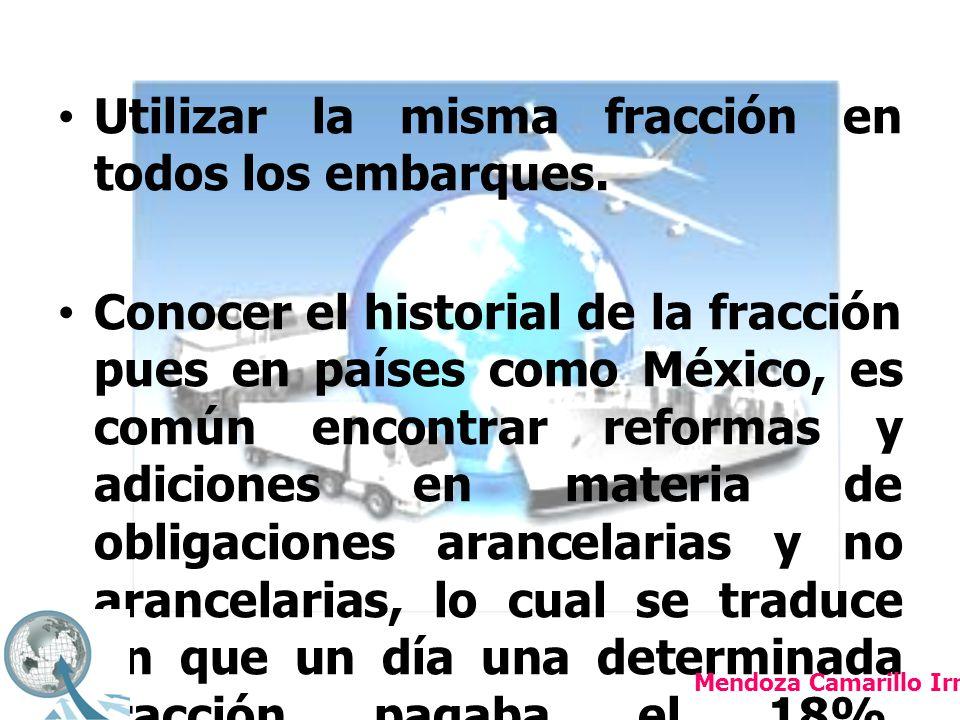 PLANEACIÓN LOGISTICA Mendoza Camarillo Irma Berenice