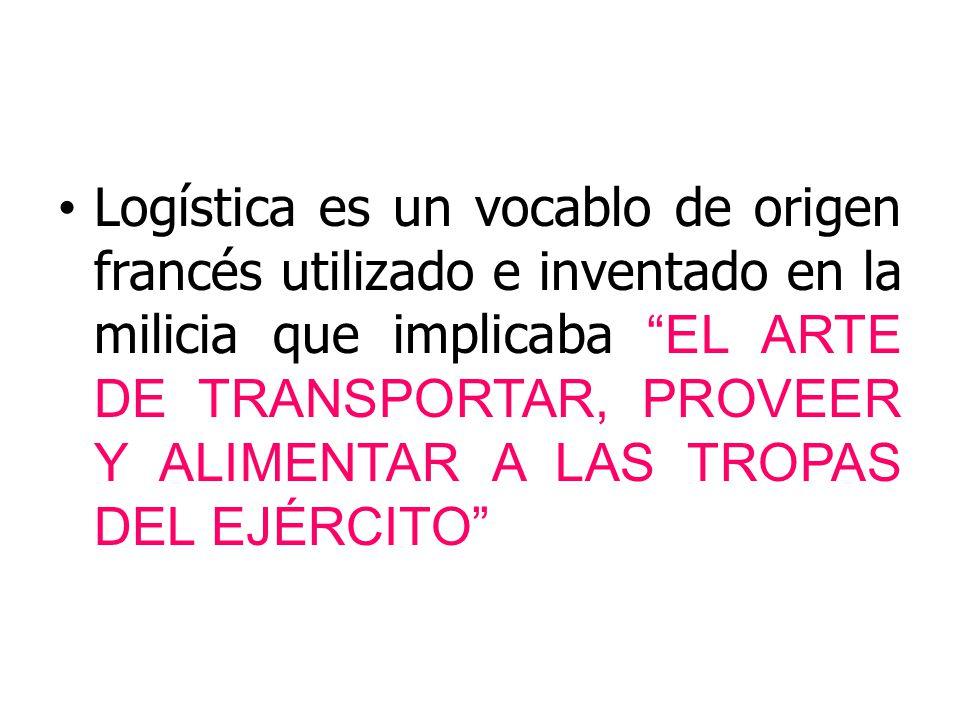Para lograr esto (el objetivo de la logística) es necesario entender y aceptar algunas premisas al iniciar el proceso de planeación e implementación de la logística perfecta: Mendoza Camarillo Irma Berenice