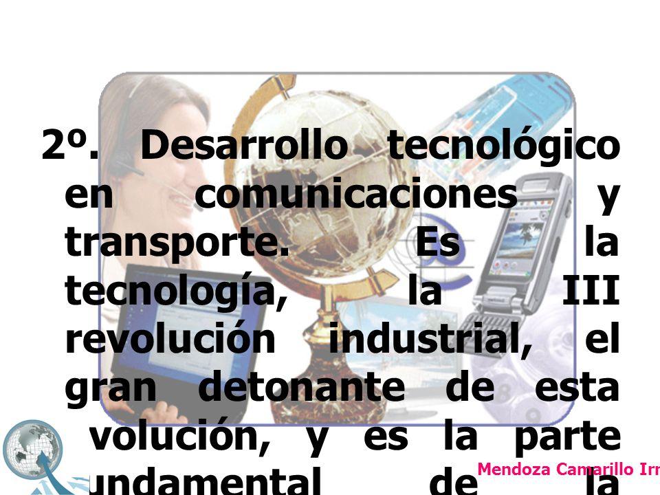 3º.Presencia regulatoria de las autoridades.