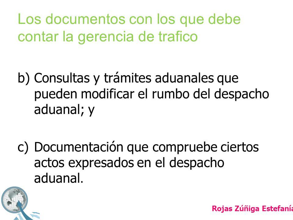 Documentación previa Factura comercial.