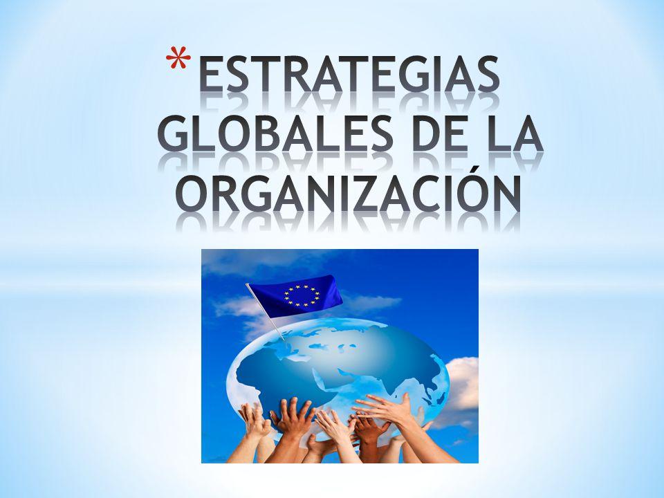* Es convertir una colección de negocios nacionales en un solo negocio mundial con una estrategia global integrada este es uno de los retos más serios para los administradores de hoy.