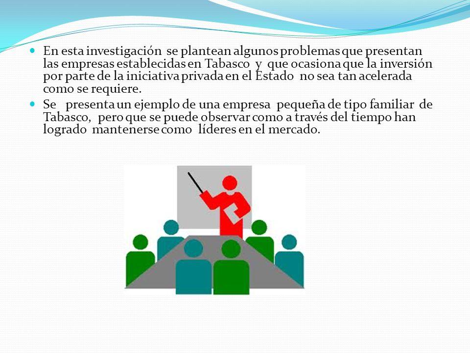 1.PROBLEMÁTICA QUE SE PRESENTA EN LA ALTA DIRECCION EN LAS EMPRESAS DEL ESTADO DE TABASCO DESDE EL PUNTO DE VISTA: FISCAL, JURIDICO, POLITICO, Y EN SISTEMAS DE INFORMACIÓN.