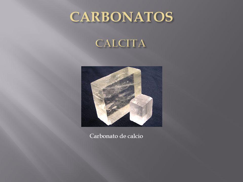 Carbonato de calcio
