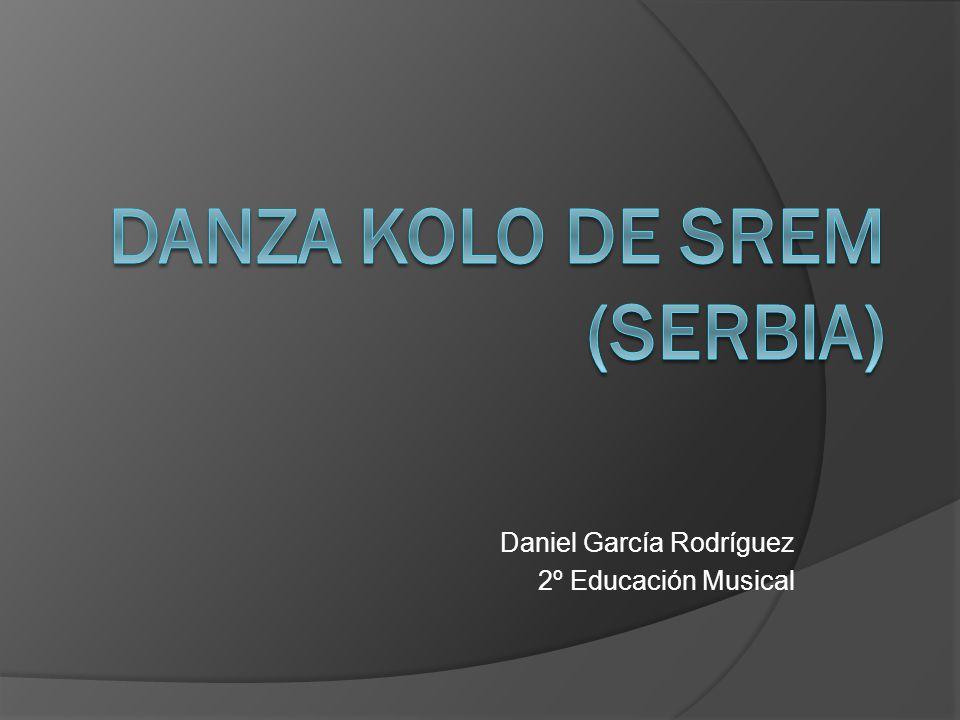 Daniel García Rodríguez 2º Educación Musical