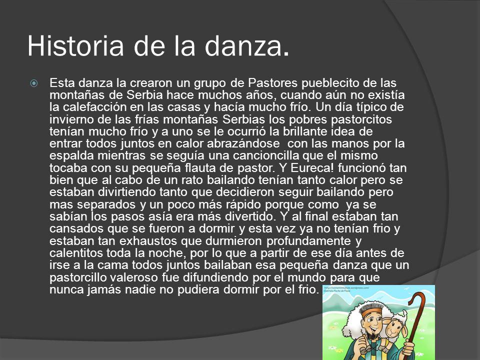 Historia de la danza.