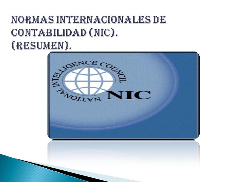 La Junta de Normas Internacionales de Contabilidad (International Accounting Standards Board) es un organismo independiente del sector privado que desarrolla y aprueba las Normas Internacionales de Información Financiera.