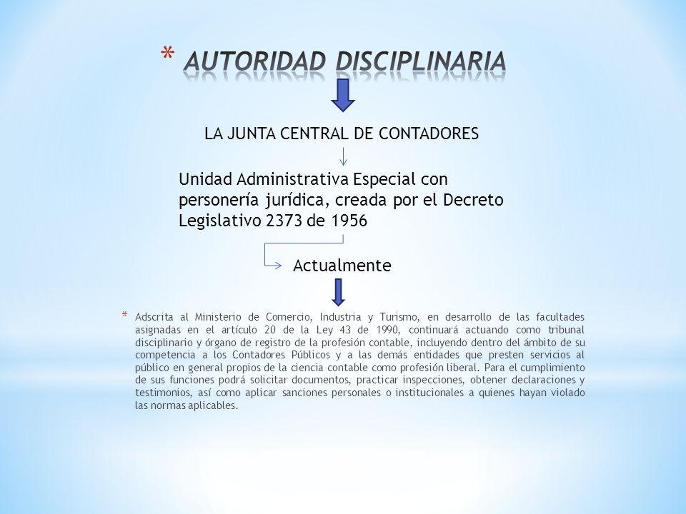 * Adscrita al Ministerio de Comercio, Industria y Turismo, en desarrollo de las facultades asignadas en el artículo 20 de la Ley 43 de 1990, continuar