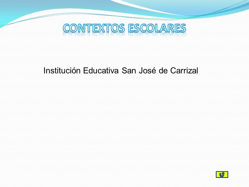 Institución Educativa San José de Carrizal