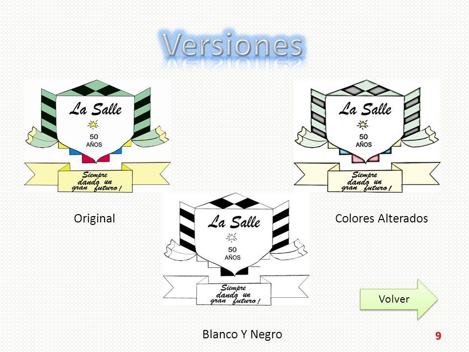 9 OriginalColores Alterados Blanco Y Negro Volver