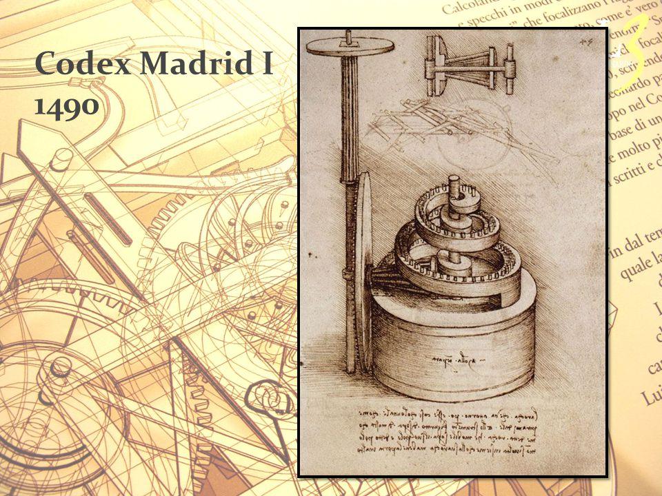 Codex Madrid I 1490