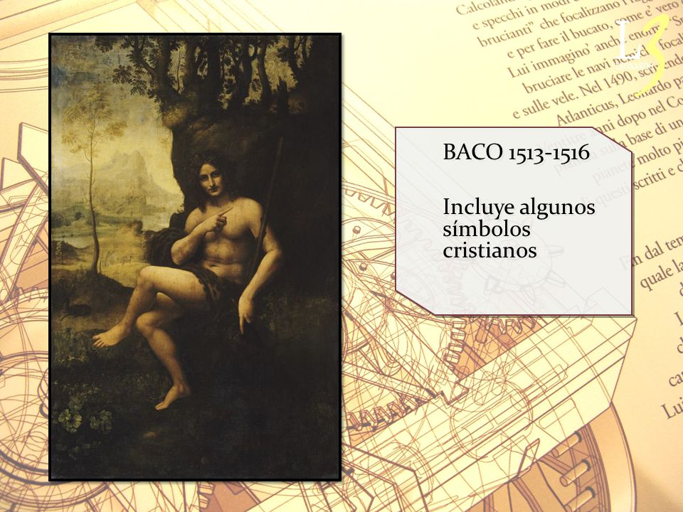 BACO 1513-1516 Incluye algunos símbolos cristianos BACO 1513-1516 Incluye algunos símbolos cristianos