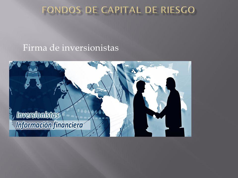 Firma de inversionistas