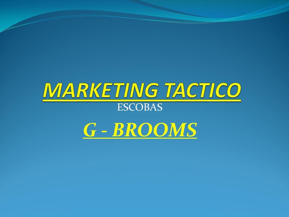 CARACTERISTICAS DEL PRODUCTO: GREEN BROOMS