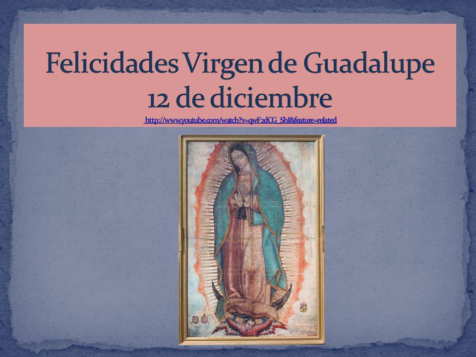 Characters: La Virgen de Guadalupe Juan Diego Juan Diegos uncle Bishop Zumarraga Characters: La Virgen de Guadalupe Juan Diego Juan Diegos uncle Bishop Zumarraga
