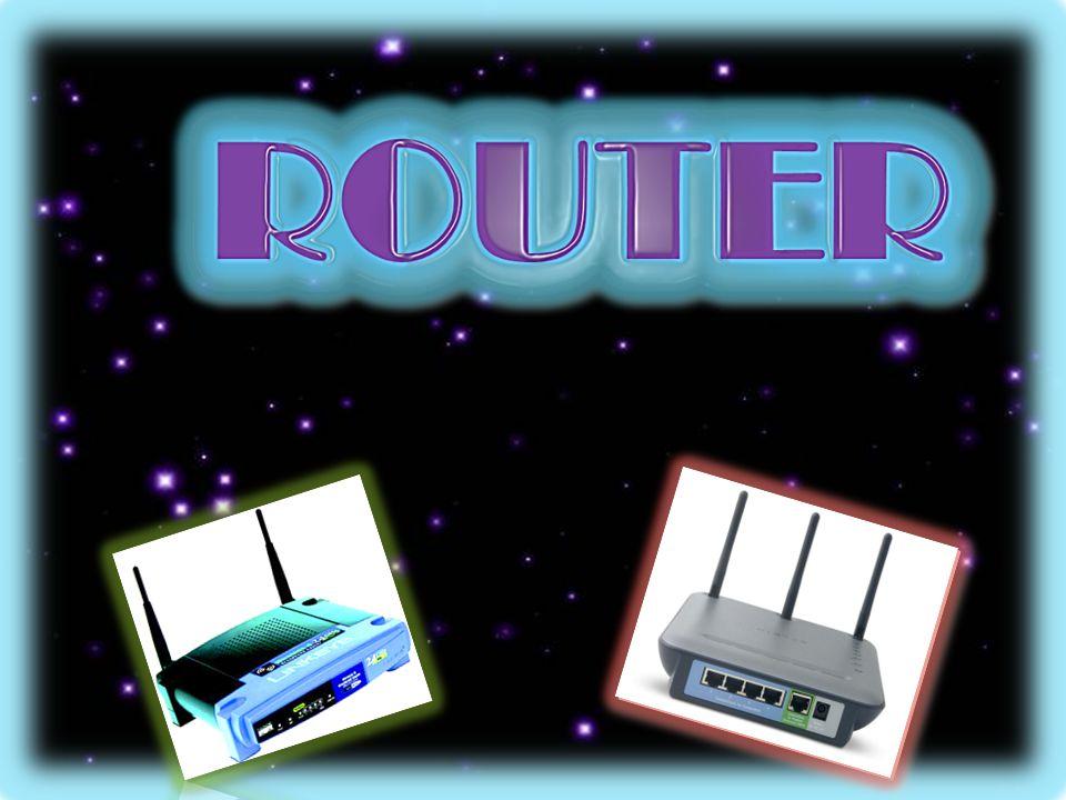 Un router anglicismo, también conocido como encaminador, enrutador, direccionador o ruteador es un dispositivo de hardware usado para la interconexión de redes informáticas que permite asegurar el direccionamiento de paquetes de datos entre ellas o determinar la mejor ruta que deben tomar.