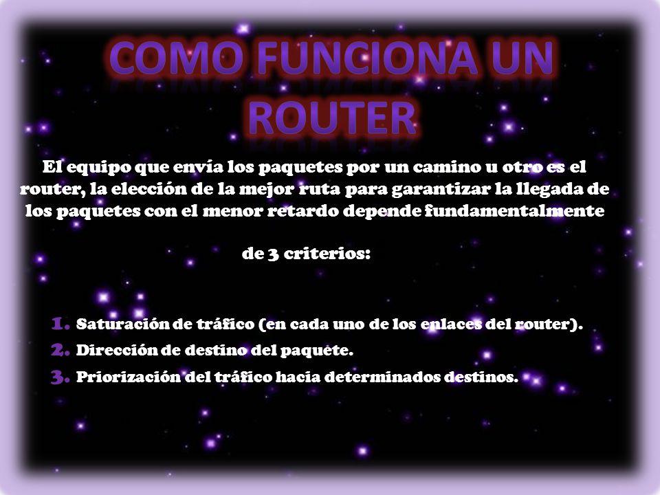 Los encaminadores pueden proporcionar conectividad dentro de las empresas, entre las empresas e Internet, y en el interior de proveedores de servicios de Internet (ISP).