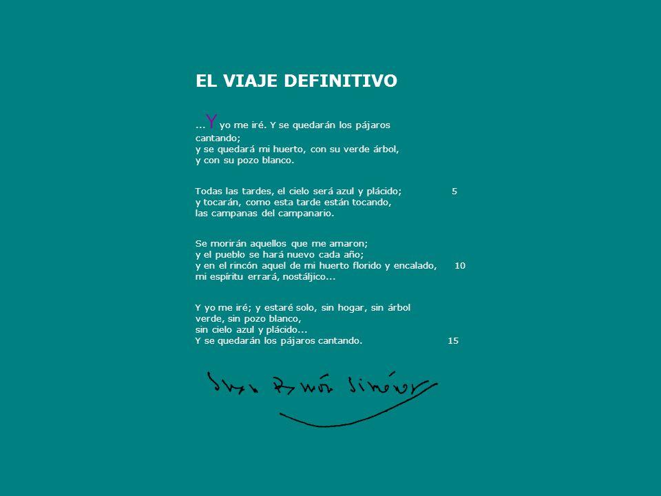 INFLUENCIAS - De la literatura española, especialmente de la medieval y el Romanticismo., con el que tiene muchos puntos de contacto: insatisfacción, rebeldía, ansia de libertad...., aunque es de carácter más refinado y aristocrático.