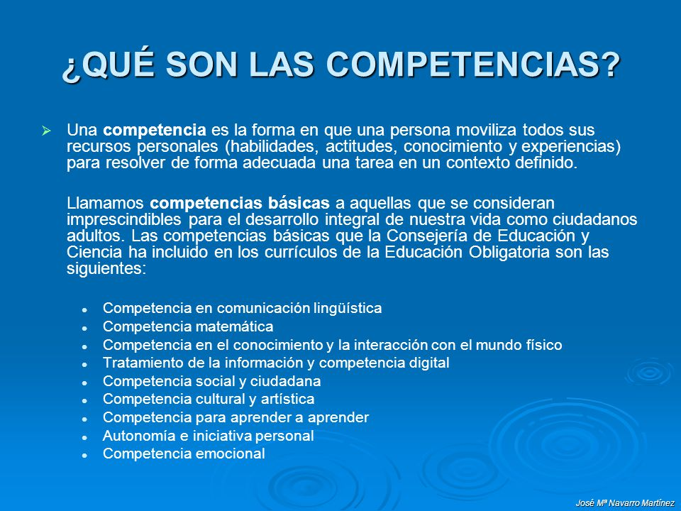 José Mª Navarro Martínez EJEMPLIFICACIÓN DE UNA TAREA Comprensión de textos narrativos COMPETENCIAS: COMPETENCIAS: Comunicativa.