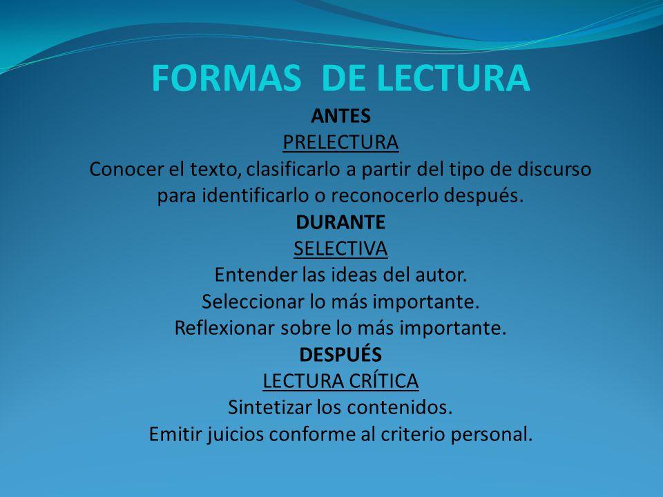 Establece analogías: ayudan a recordar, entender el contenido de la idea o del tema (transferir el significado).