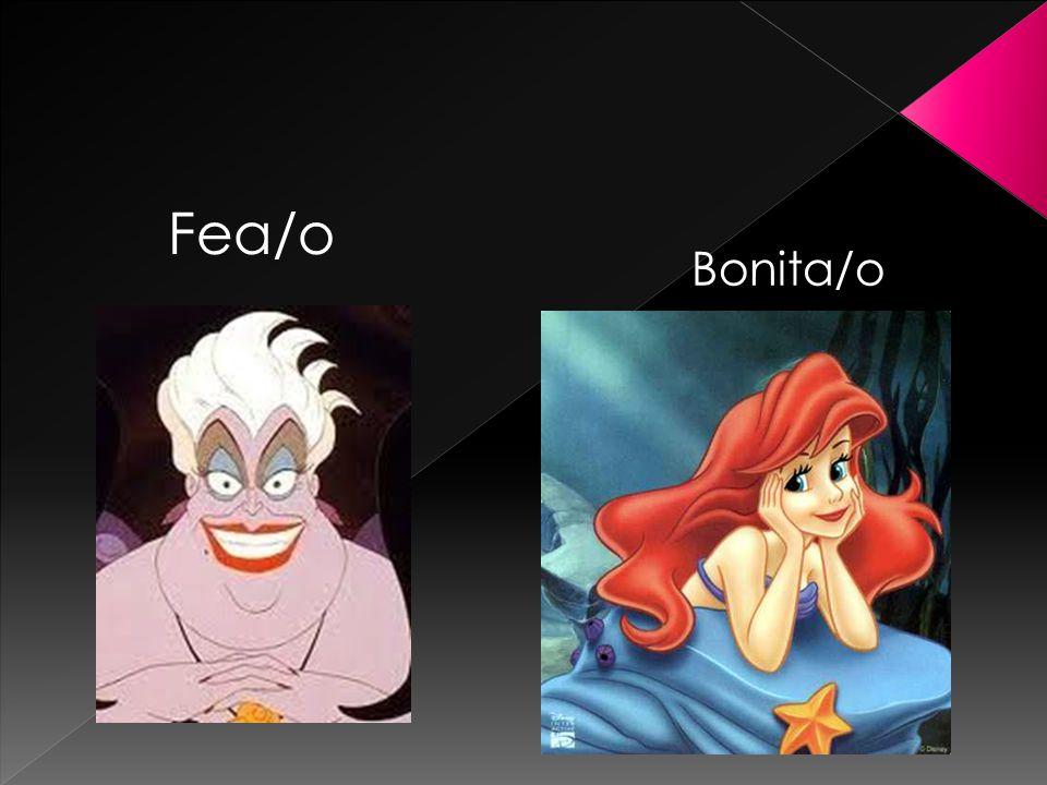 Fea/o Bonita/o