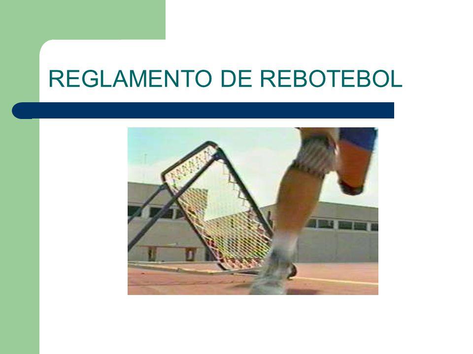 REGLAMENTO DE REBOTEBOL