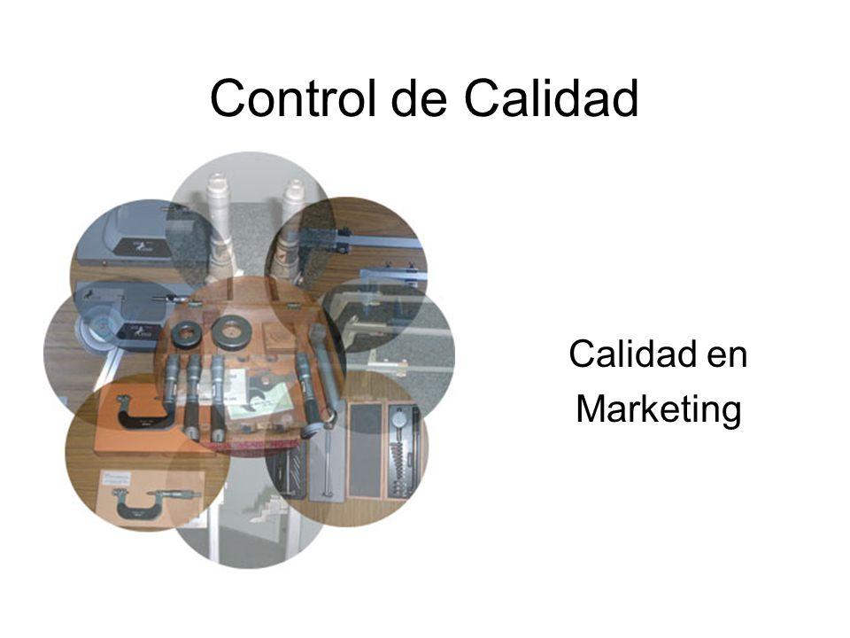 Calidad en Marketing Dr.Roberto A. Llauró 62 ¿Qué es QDF.