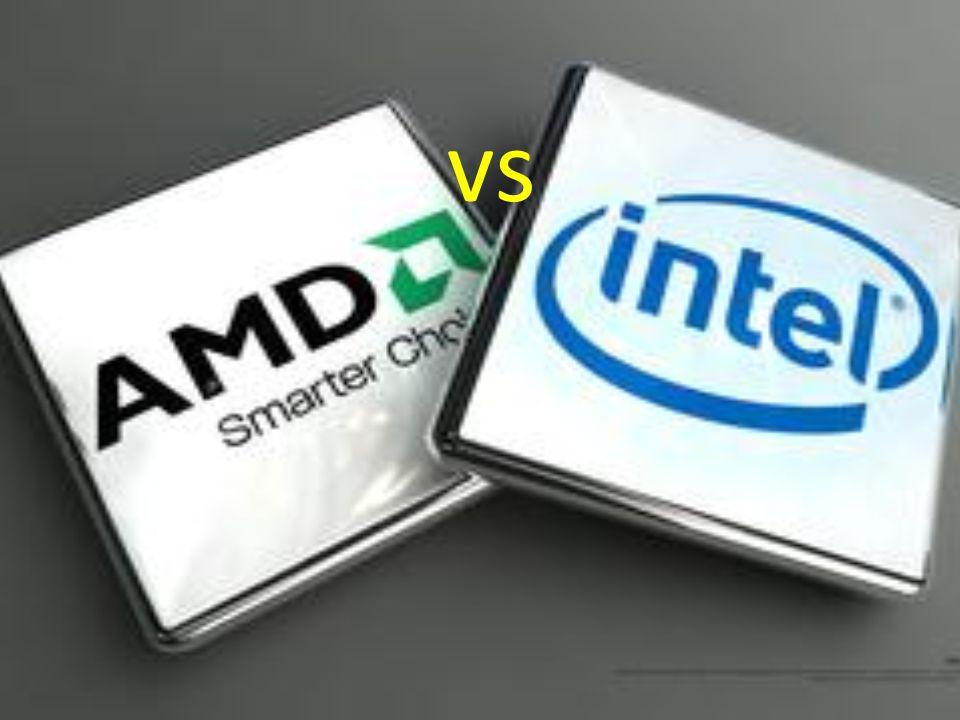 La arena de lucha en el mundo digital se reduce a dos nombres: Intel y AMD.