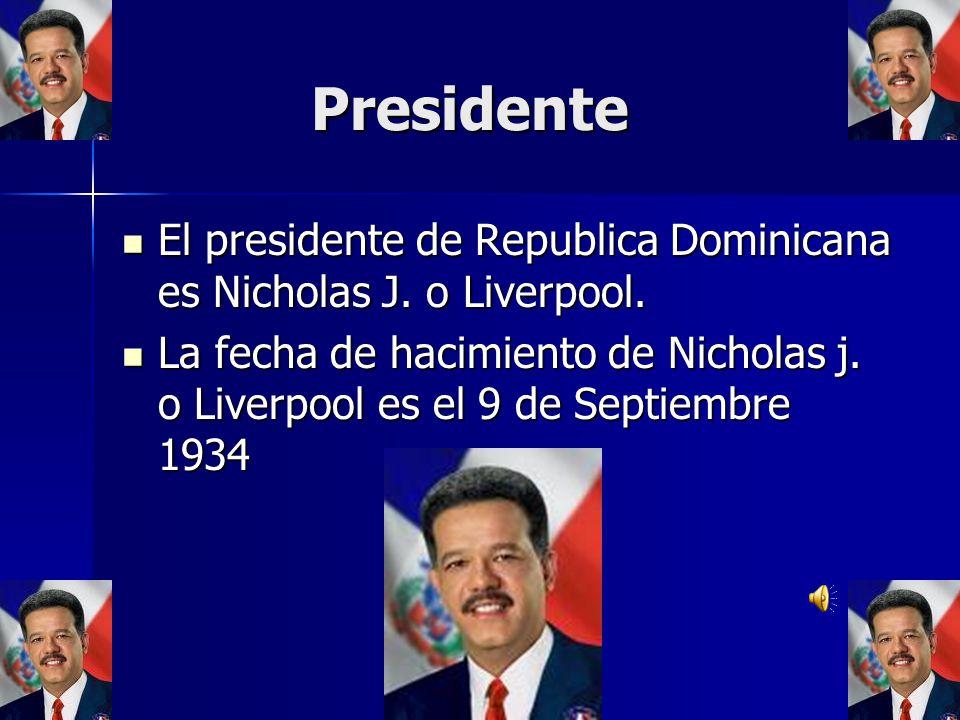 Historia Historia La Independencia de la Republica Dominicana es 6 de noviembre 1844.