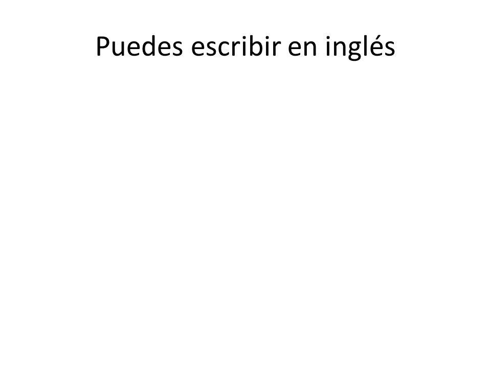 11 Define lo que es un español.