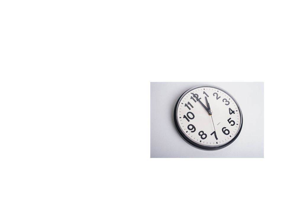 Minutos 1-30 Son las _____ y _____. Son las _____ con ____.