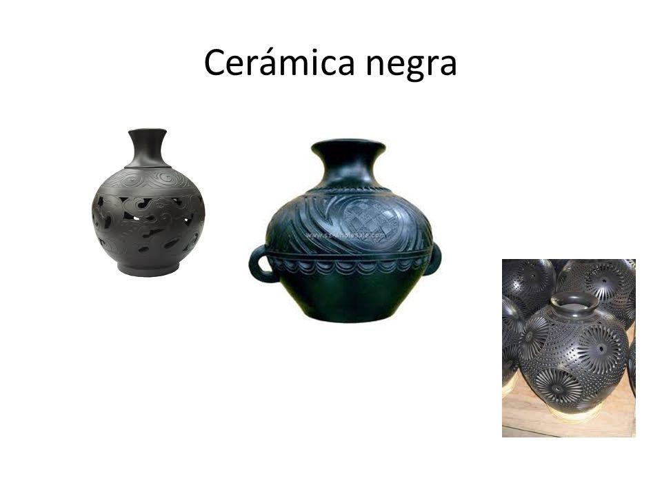 Cerámica negra