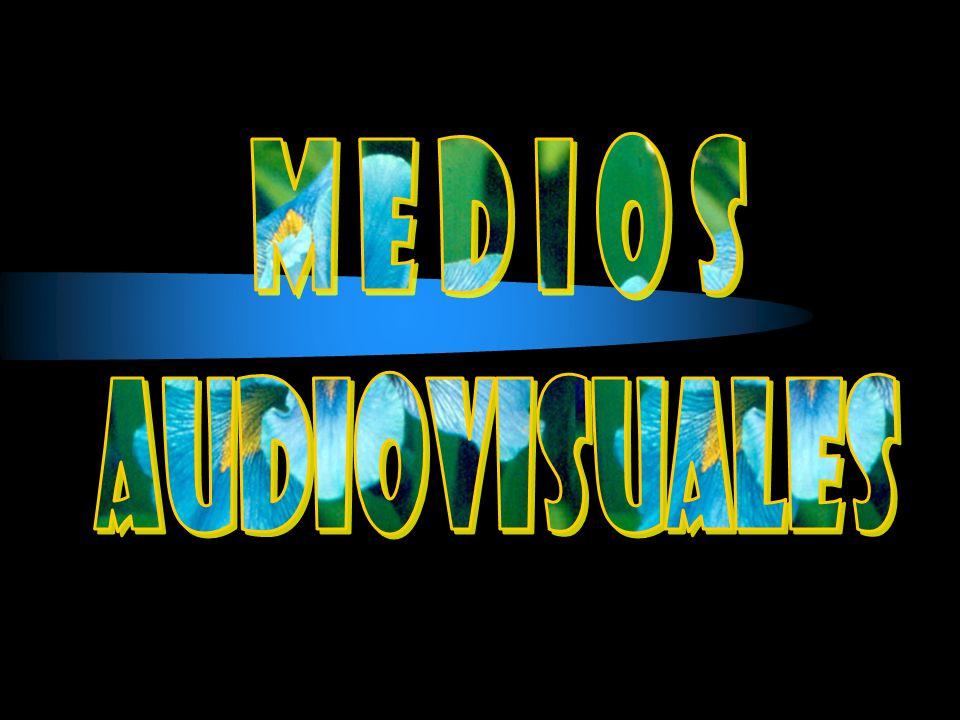 ¿Qué es un medio Audiovisual?