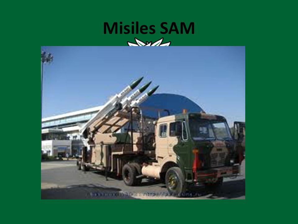 Misiles SAM