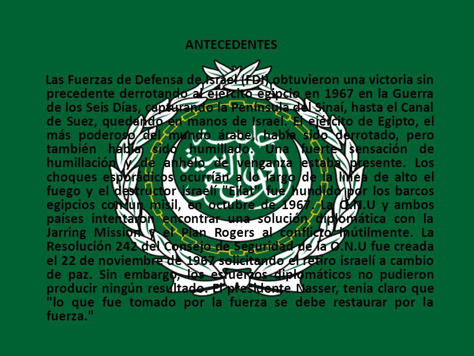 Resolución 242 del Consejo de Seguridad de la ONU Resolución 242 del 22 de noviembre de 1967 El Consejo de Seguridad, Expresando su constante preocupación por la grave situación en Oriente Medio, Insistiendo en la inadmisibilidad de la adquisición de territorio por medio de la guerra y en la necesidad de trabajar por una paz justa y duradera, en la que todos los Estados de la zona puedan vivir con seguridad, Insistiendo además en que todos los Estados Miembros, al aceptar la Carta de las Naciones Unidas, han contraído el compromiso de actuar de conformidad con el Artículo 2 de la Carta, 1.