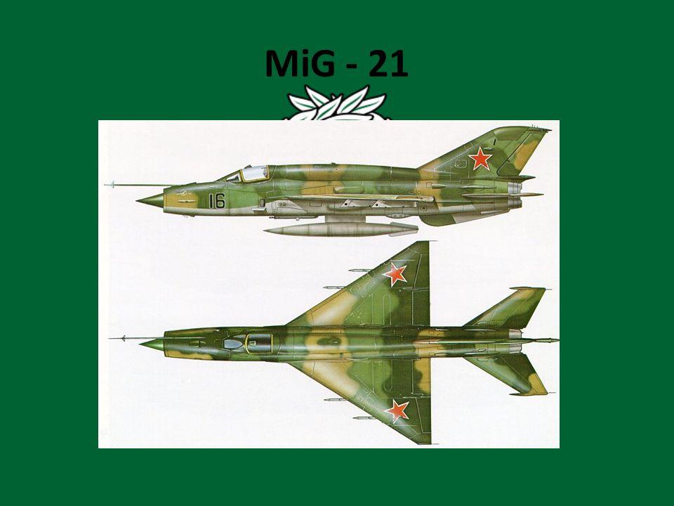 MiG - 21