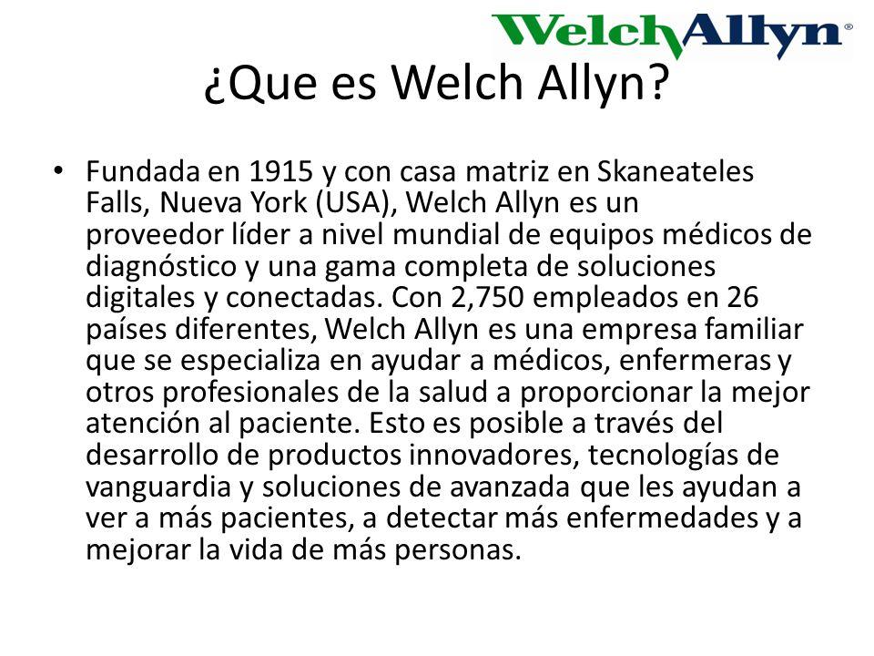 President & CEO - Steve Meyer Steve Meyer es director ejecutivo y presidente de Welch Allyn, una propiedad privada, fabricante de equipos médicos de primera línea y soluciones de diagnóstico con sede en Skaneateles Falls, Nueva York.