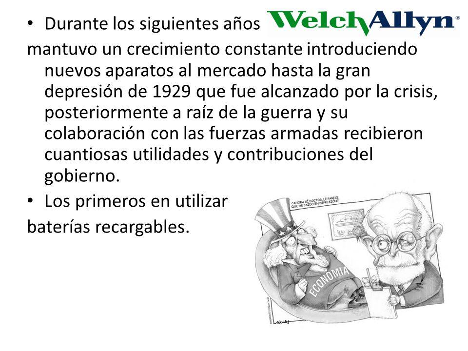 Propuesta de valor Póliza de Garantía Welch Allyn respalda sus productos Todos los productos Welch Allyn están cubiertos por una garantía expresa en caso de defectos de fabricación.