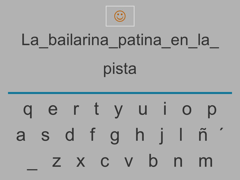 La_bailarina_patina_en_la_ pist _ z x c v b n m a s d f g h j l ñ ´ q e r t y u i o p