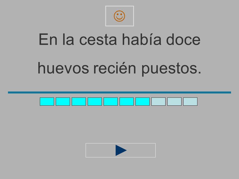 En_la_cesta_había_doce_ huevos_recién_puesto _ z x c v b n m a s d f g h j l ñ ´ q e r t y u i o p