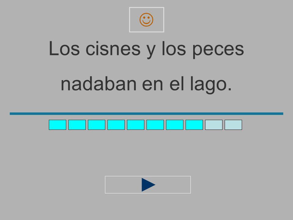 Los_cisnes_y_los_peces_ nadaban_en_el_lag _ z x c v b n m a s d f g h j l ñ ´ q e r t y u i o p