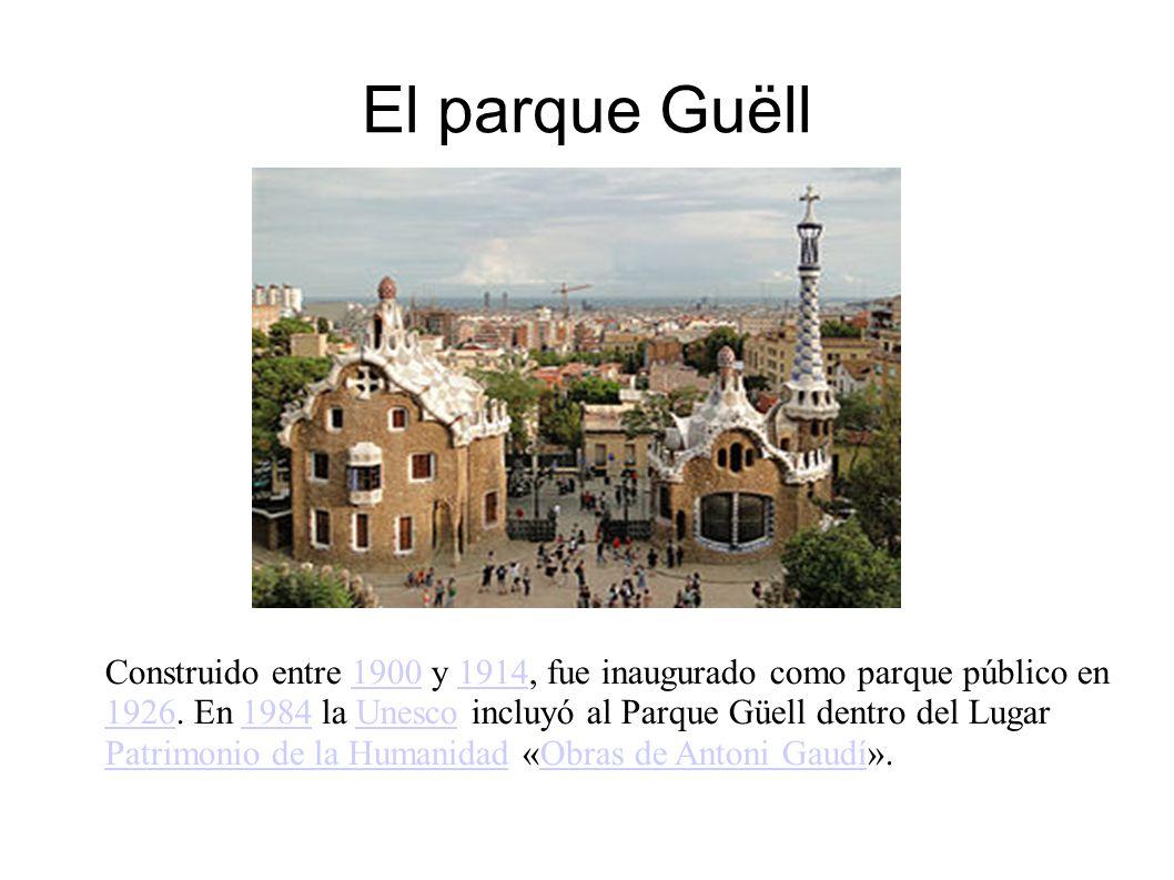 Né le 25 juin 1852 à Reus et mort le 10 juin 1926 à Barcelone, est un architecte catalan de nationalité espagnole et principal représentant de l'Art n